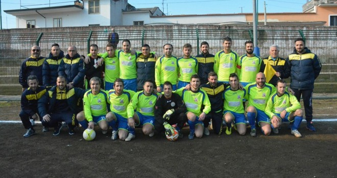 3 Cat, E: nel week end delle polemiche, emerge l'Atletico Baiano