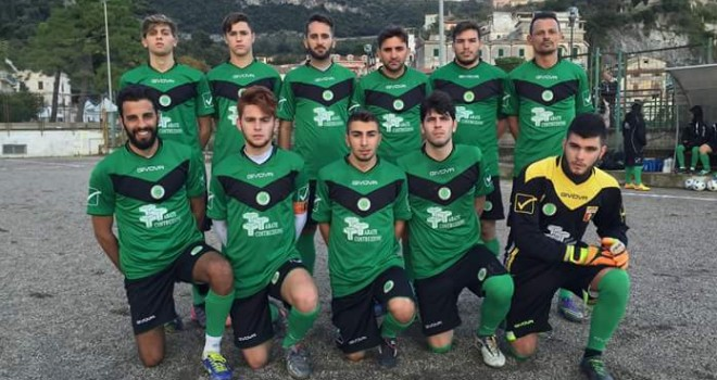 Tris dello Sporting Vietri, battuto lo Stabia Friends