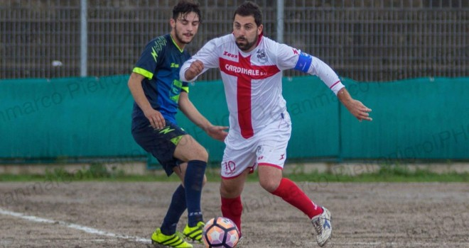Luzzano - S. Giorgio 0-2: Scarano - Saviano ingranano la terza