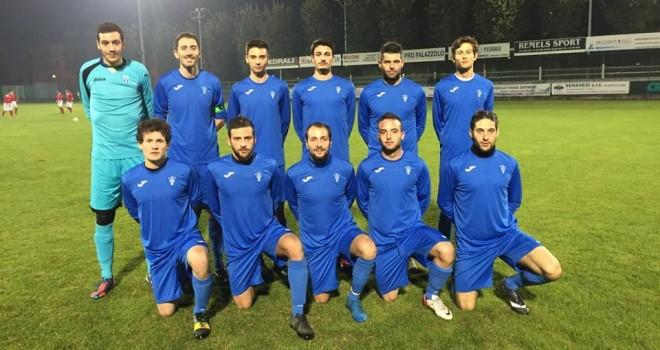Ospitaletto-Pro Palazzolo 0-2: ai biancoblu il primo derby nostalgico