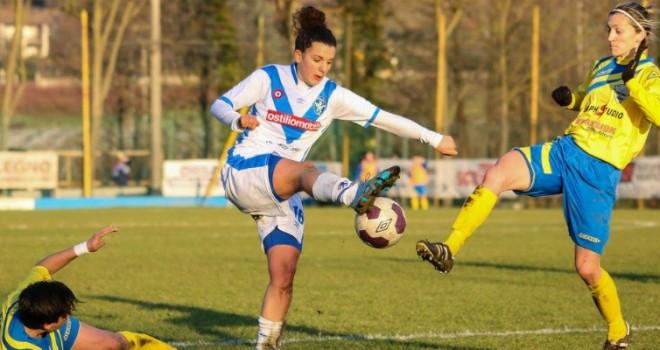 Chiara Eusebio dice addio al Brescia
