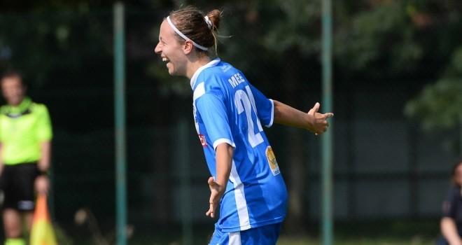Brescia, Elisa Mele si ritira dal calcio giocato