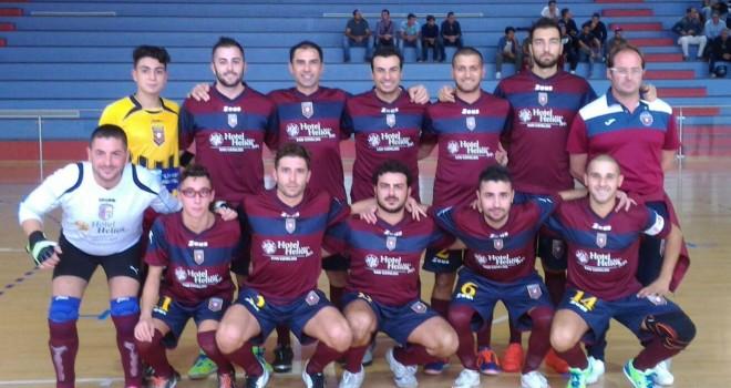 Calcio a 5. Importante vittoria salvezza per la Vigor San Cataldo