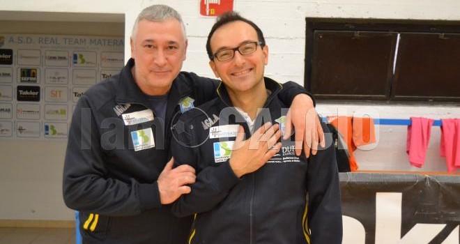 Nello Contangelo si dimette. Il Real Team Matera C5 senza allenatore
