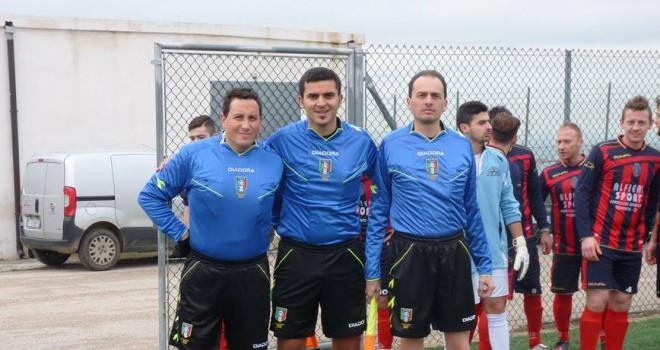 Iuliano arbitrerà Ururi-F.W.P. Matese