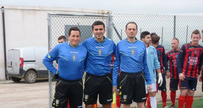 Iuliano dirige Campomarino-Polis P.