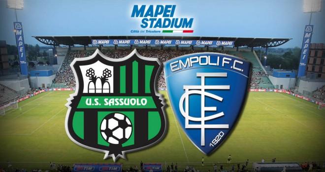 Sassuolo Empoli 3 - 0: le pagelle