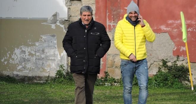 Foto Pomigliano, Pipola e Violante