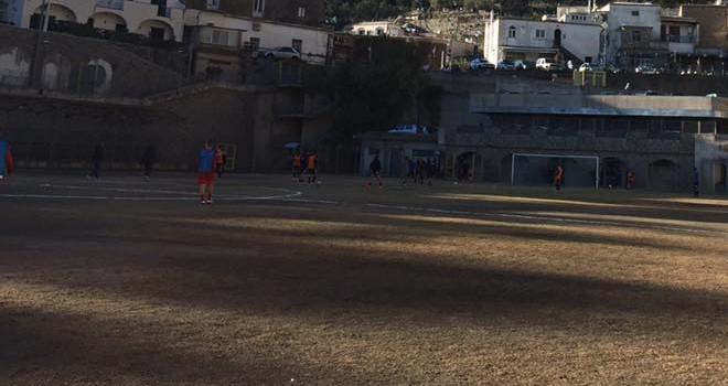 L'Ebolitana elimina il Positano: ora sfida al Sorrento in semifinale