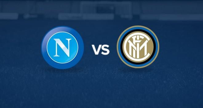 Napoli - Inter, le statistiche e i convocati