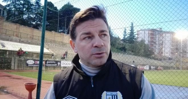Ciccio Cozza, tecnico del San Luca