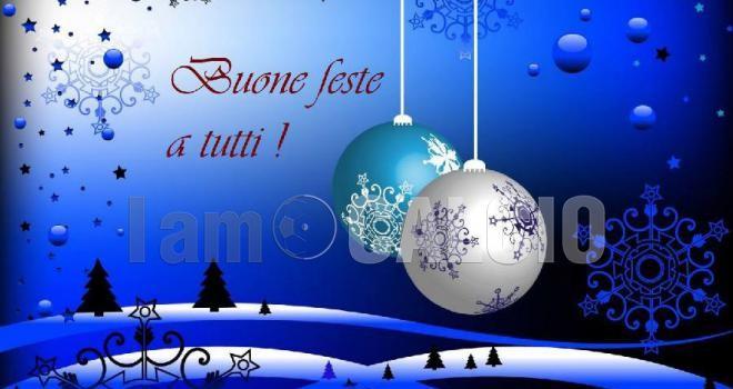 IamCalcio Salerno augura Buon natale a tutti voi