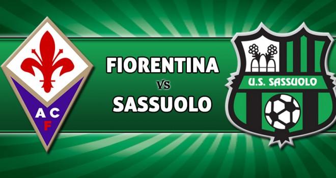 Kalinic lancia la Fiorentina: Sassuolo battuto 2-1