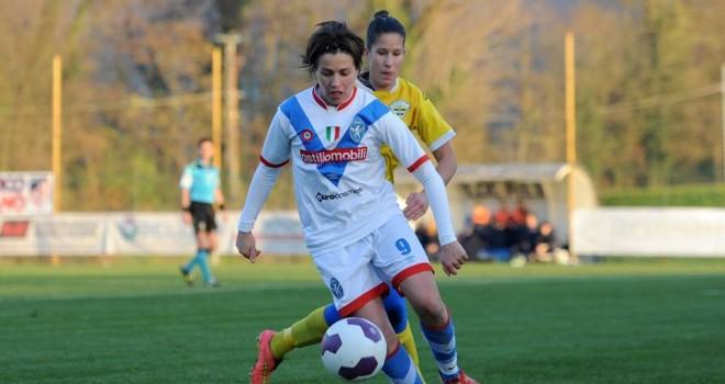 Il Brescia espugna Mozzanica e vola in semifinale di Coppa Italia