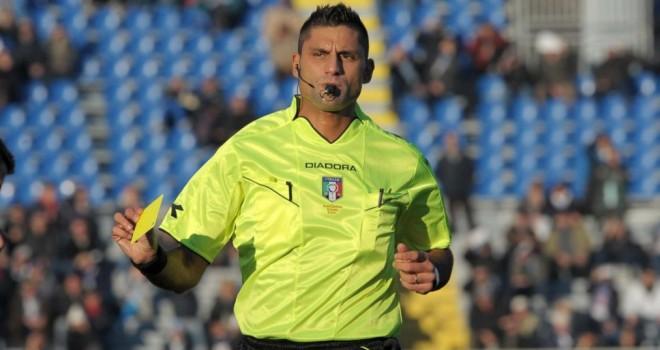 L'arbitro di Palermo-Foggia, Serie B