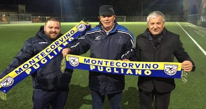Il Montecorvino cambia allenatore: panchina affidata a D'Agostino