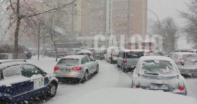Rinviata per neve la finale di Coppa Italia di Futsal Lucano