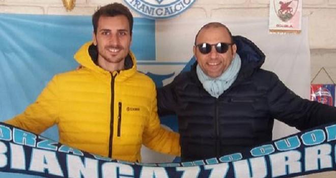 Bruno lascia il Manfredonia e va al Trani