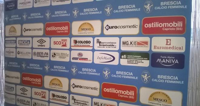 Brescia-Luserna 4-0: il postpartita