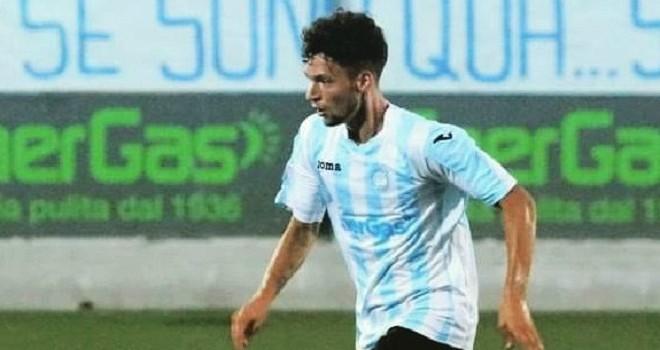 Olimpia Riccia: arriva Luca Pellegrino, ex Manfredonia