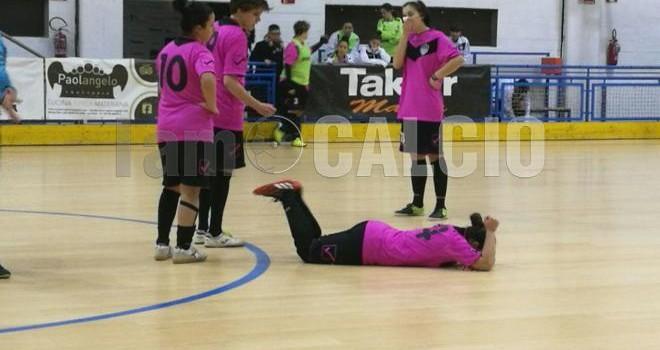 Perde la Capitale, il Rionero è capolista! Quattro team in due punti