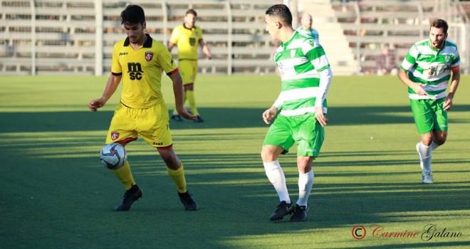 Solofra-Sorrento FC, gara chiave in ottica playoff e playout