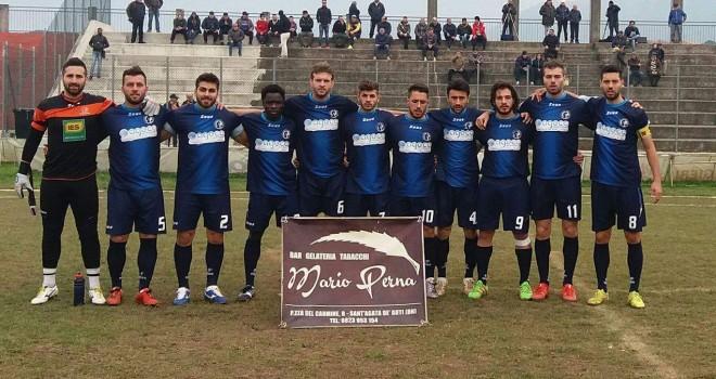 Virtus Goti-Cicciano 0-1: il big-match lo decide Cerrato