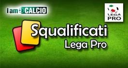 Serie C/C, giudice sportivo: 7 squalificati, ammenda per tre club