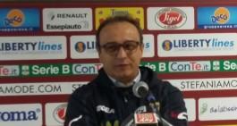 Frosinone-Pro Vercelli, le parole dei due tecnici