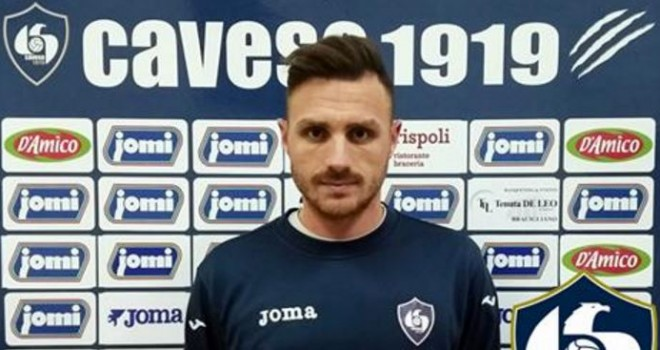 Gelbison: preso Uliano, centrocampista ex Cavese