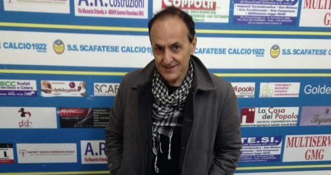 Scafatese, il presidente Cesarano pronto a lasciare la società