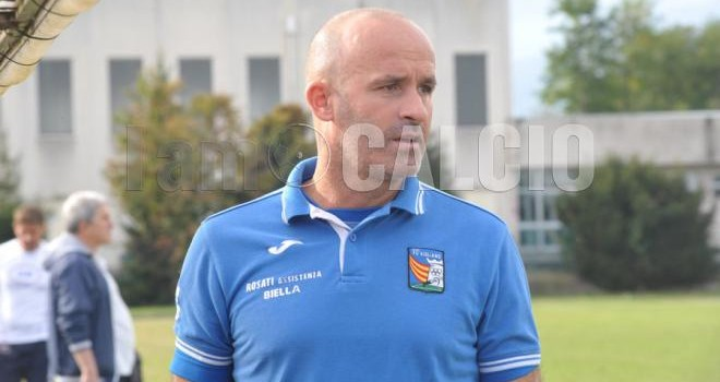 UFFICIALE - Giampiero Poli è il nuovo allenatore della Chiavazzese