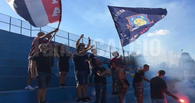 Quartograd-Rione Terra 0-1, quartesi opachi nel derby ma l'arbitro...