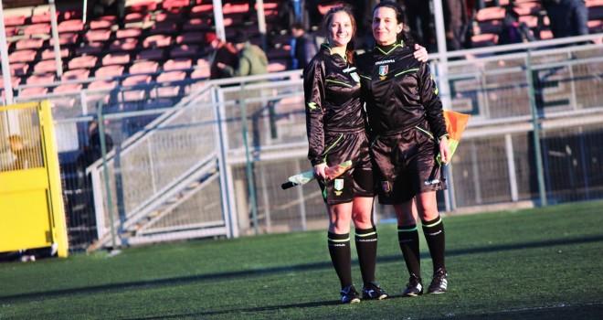 """Donne nel pallone,la linea sottile del """"fuorigioco"""" di Paola e Giulia"""