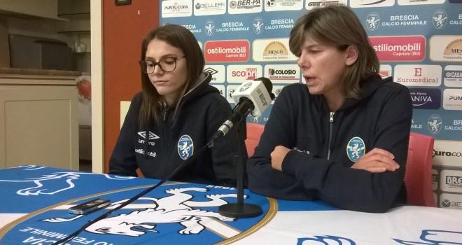 Il Brescia vuole rilanciarsi: parola di Salvai e Bertolini