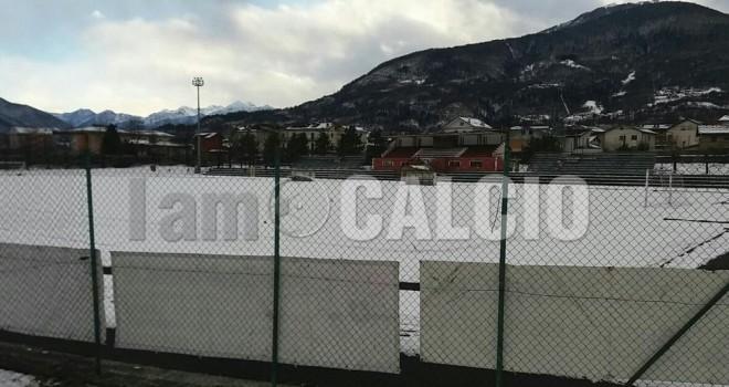 Rinvio annunciato per Juve Domo-Alpignano