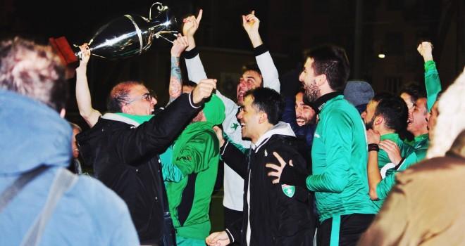 Sestrese calcio, batte nella finale di Coppa Italia un grande Moconesi