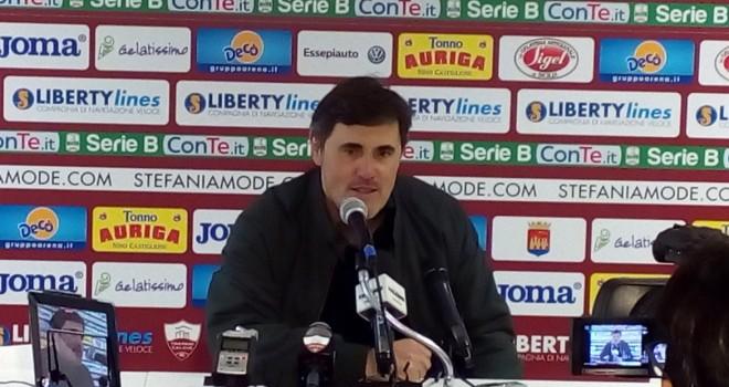 """Trapani, Calori: """"Una vittoria che ci dà respiro"""""""