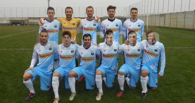 Luca Bertolini regala al Verolavecchia i playout col Navecortine