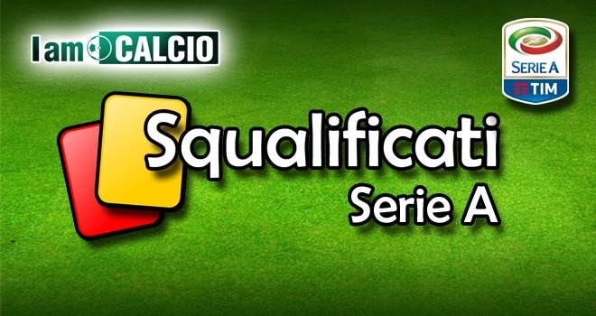 G.S. Serie A: sette squalificati, per Reina prova TV inammissibile