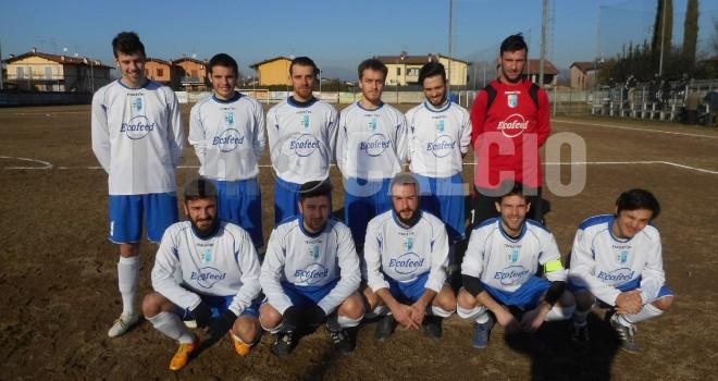 Azzano Mella, eccoti la prima vittoria: 4-1 al Torbole Casaglia
