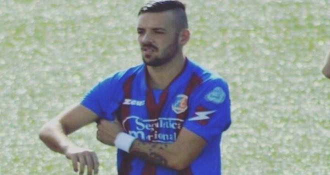 Agropoli: ha firmato il centrocampista Ciaramelletti, ex MadrePietra