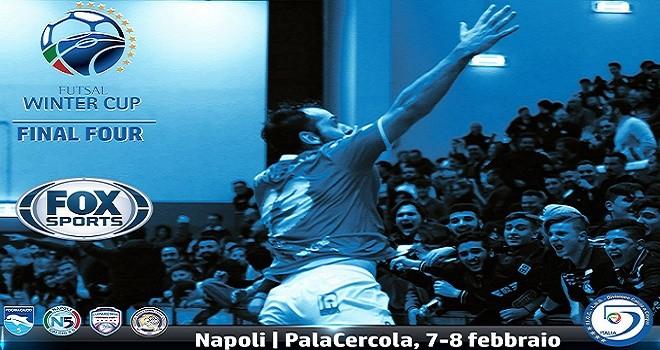 Lollo Caffè Napoli, Ufficiale: le Final Four di Winter Cup a Napoli