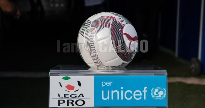 La Lega Pro ha disposto il rinvio