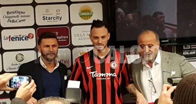 """Mi manda Iemmello, ecco Di Piazza: """"Essere qui vale più della Serie B"""""""