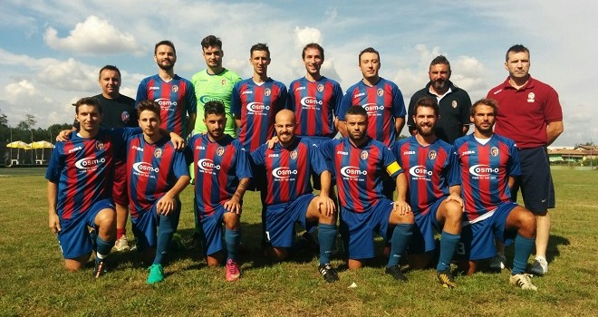 La Pavonese Cigolese si rilancia: 3-1 in casa della Pontevichese