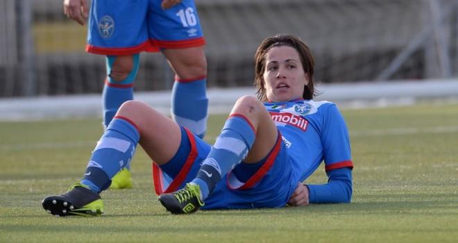 """Daniela Sabatino nella lista UEFA """"Goal of the season"""""""