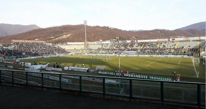 Lo Stadio Mario Rigamonti di Brescia