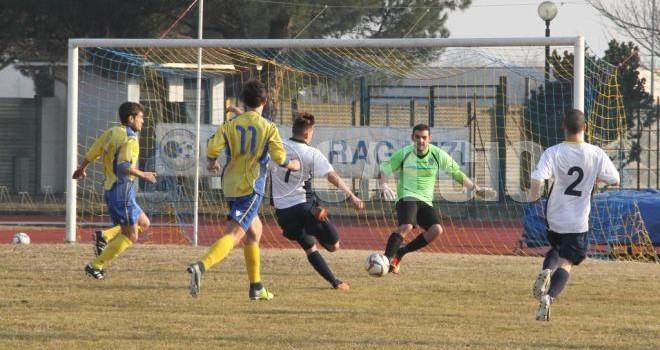 Caltignaga-Vallestrona, la fotogallery della partita