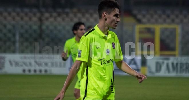 Manfredonia, dal Foggia arriva il giovane Sansone